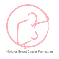 Logo: National Breast Cancer Foundation